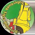Universal Flip-Caps Association > Power Rangers 046-Sabertooth-Tiger-Dinozord.