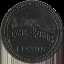 Universal Flip-Caps Association > Power Rangers Slammers Black-Logos.
