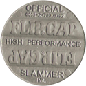 Universal Flip-Caps Association > Power Rangers Slammers Silver-Back.