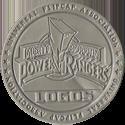 Universal Flip-Caps Association > Power Rangers Slammers Silver-Logos.
