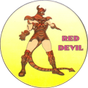 Unknown > Block writing Red-Devil.