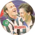 Unknown > Football (numbered) 047-Magpies.