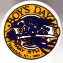 Unknown > Hawaiian no staple or thumbtab Boy's-Day-May-5th-Honolulu,-HI-1993.