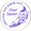 Unknown > Hawaiian Maui-Stamps-Serving-You-Since-1971.
