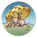 Unknown > Like Rohks 068-mouse-under-mushroom.