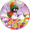 Unknown > Looney Tunes Marvin-the-Martian-watering-bird-flowers.