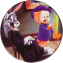 Unknown > Looney Tunes Porky-Pig-painting-Bugs-Bunny's-portrait.