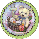 Unknown > Rabbits, birds, butterflies & teddies Teddy-bear-in-basket.