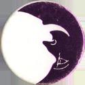 Unknown > Single colour foil Moon.