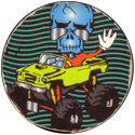 Unknown > Skulls & 8-balls in cars 17-waving-blue-skeleton-in-monster-truck.