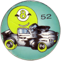 Unknown > Skulls & 8-balls in cars 52-green-8-ball-in-car.