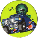 Unknown > Skulls & 8-balls in cars 53-green-skull-in-car.