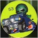 Unknown > Skulls & 8-balls in cars 53-green-skull-in-car.