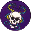 Unknown > Skulls & Snakes skull-and-two-snakes-blue.