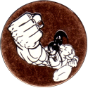 Unknown > Skulls etc same style shiny Fist-man-Bronze-and-black.