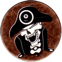 Unknown > Skulls etc same style shiny Skeleton-pirate-captain-Bronze-and-black.