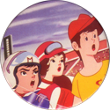 Unknown > Speed Racer (Anime) Speed Racer  Gō Mifune (三船剛 Mifune Gō), Trixie (志村美智 Shimura Michi), Sparky (サブ Sabu).