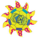 Unknown > Spiky A03-Skull-football.