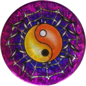 Unknown > Yin-Yangs taijitu-spider-on-web-(holographic-foil).