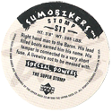 Upper Deck > Sumo Dudes S S11-Stomp-(back).
