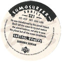 Upper Deck > Sumo Dudes S S21-Shrill-(back).