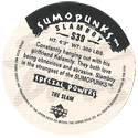 Upper Deck > Sumo Dudes S S39-Slamboy-(back).
