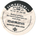 Upper Deck > Sumo Dudes S S40-Kalamity-(back).