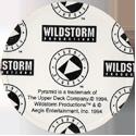 Upper Deck > WildStorm Productions Back.