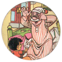 Vidal Golosinas > Pinocchio 03-Pinocchio-waking-Geppetto.