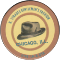 Wackers! > Classics 13-K.-Strauss-Gentlemen's-Fashion-Chicago,-Ill..