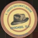 Wackers! > Classics 13-K.-Strauss-Gentlemen's-Fashion-Chicago,-Ill..