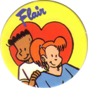 Wackers! > Flair Collector > Série Bleue 06-Girl-and-boy-with-love-heart-in-background.