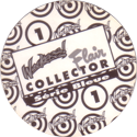 Wackers! > Flair Collector > Série Bleue Back.