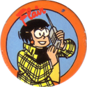 Wackers! > Flair Collector > Série Jaune 06-Girl-on-phone.