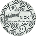 Wackers! > Nick Panasonic Batteries Back.