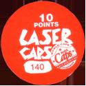 World Caps Federation > Laser Caps Back.