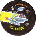 World Caps Federation > Mad Caps 09-W.C.-Laser.