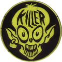World Caps Federation > Slammers (numbered) 03-Killer-(yellow).