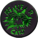 World Caps Federation > Slammers (numbered) 05-Killer-Cats-(holographic-green).