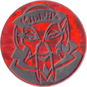 World Caps Federation > Slammers (numbered) 15-Killer-(red-holographic).