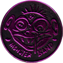 World Caps Federation > Slammers (numbered) 24-Monster-Band-(shiny-purple).
