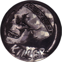 World Caps Federation > Slammers (unnumbered) 05-Killer-(holographic-silver).