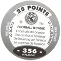 World Flip Federation > Football Technik (Foil) 356-The-Sprint---The-control-of-Fonseca-(back).