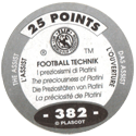 World Flip Federation > Football Technik (Foil) 382-The-Assist-The-preciousness-of-Platini-(back).