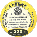 World Flip Federation > Football Technik 320-The-Sense-of-Tactics---The-elegance-of-Redondo-(back).