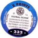 World Flip Federation > Football Technik 332-The-Right-Foot---The-precision-of-Schillaci-(back).