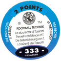World Flip Federation > Football Technik 333-The-Right-Foot---The-self-confidence-of-Tassotti-(back).