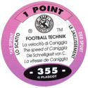 World Flip Federation > Football Technik 355-The-Sprint---The-speed-of-Caniggia-(back).