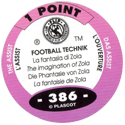 World Flip Federation > Football Technik 386-The-Assist---The-imagination-of-Zola-(back).