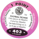 World Flip Federation > Football Technik 403-The-Free-Kick---A-shot-by-Albertini-(back).